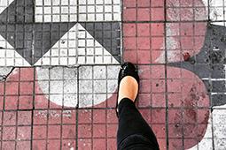 Por Onde Andei. Foto: Leticia Sabino